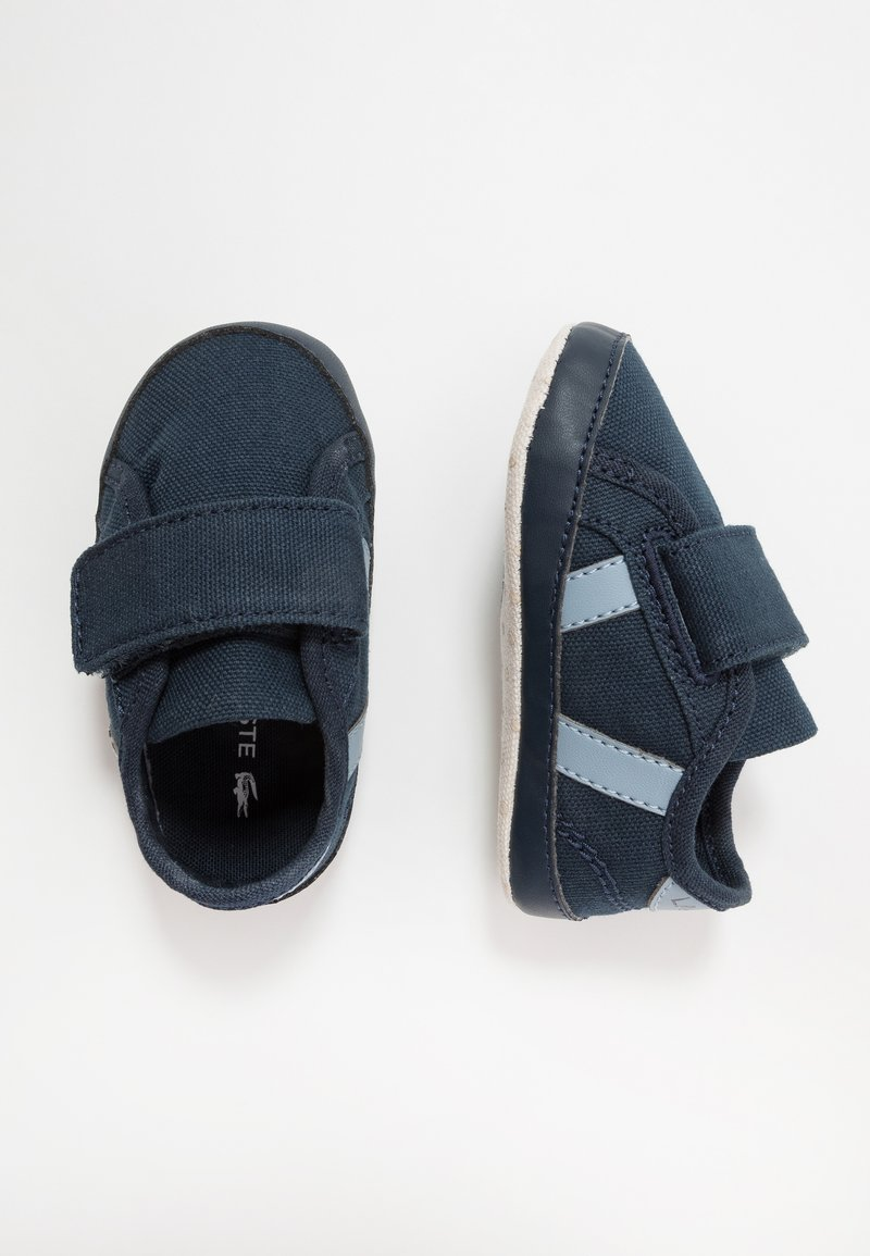 Lacoste - SIDELINE  - Baby gifts - navy/light blue