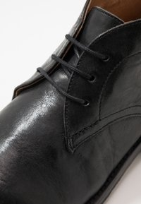 Hudson London - DARTMOOR - Lace-ups - black - 5
