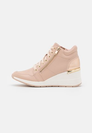 LOPEZ - Sneakers hoog - rose dust