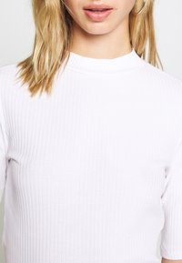 Monki - SABRINA 2 PACK - T-shirt basique - black/white - 6