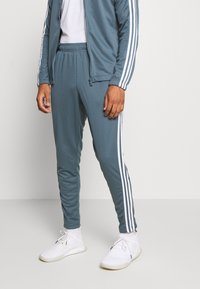 adidas Performance - TIRO AEROREADY SPORTS TRACKSUIT SET - Survêtement - legend blue