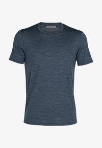 Icebreaker - Basic T-shirt - serene blue hthr - 0