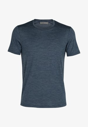 Basic T-shirt - serene blue hthr
