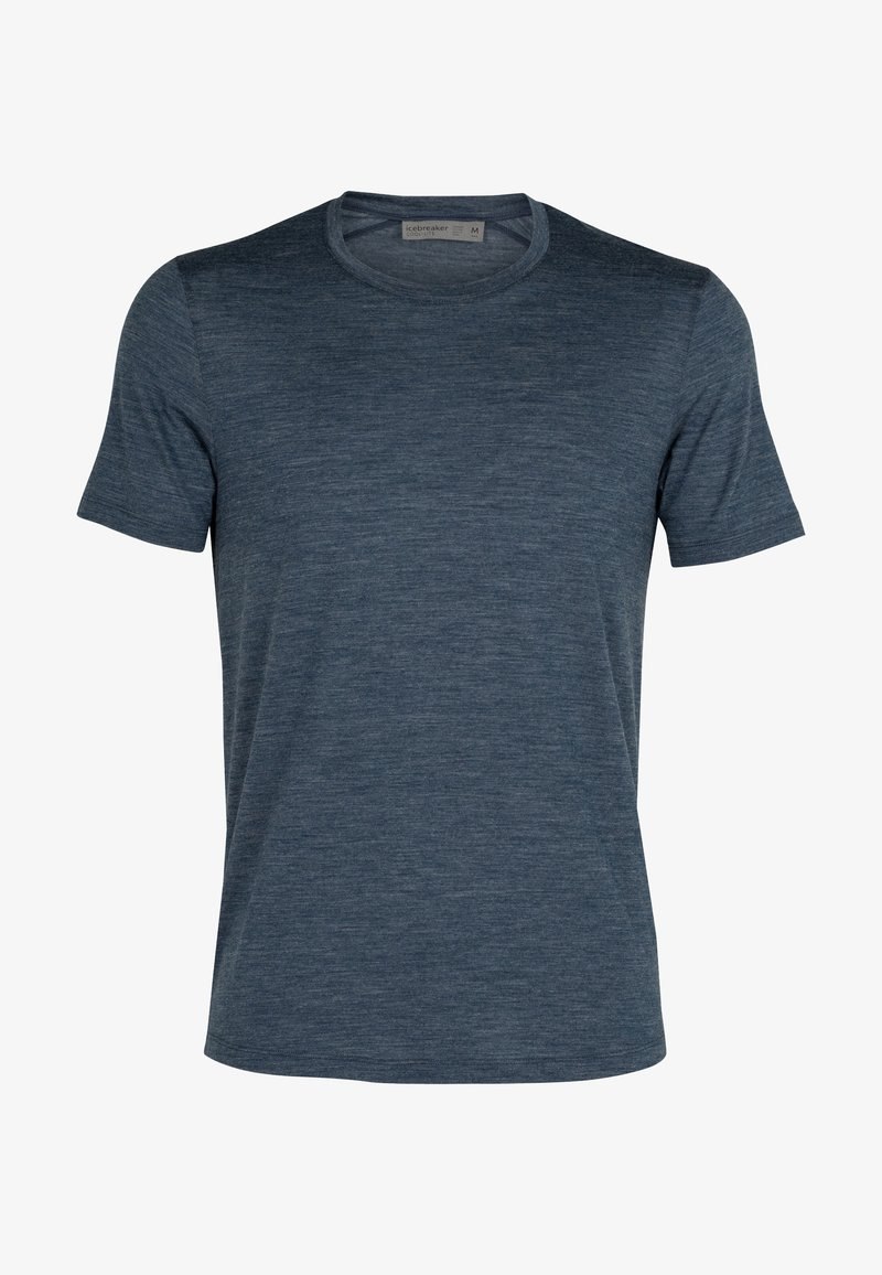 Icebreaker - Basic T-shirt - serene blue hthr