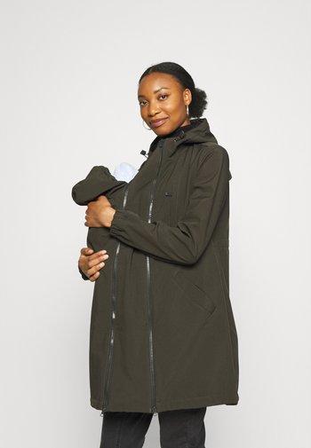 GLEASON - Winter jacket - olive