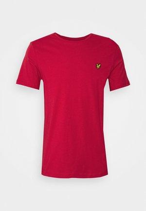 PLAIN - Basic T-shirt - gala red
