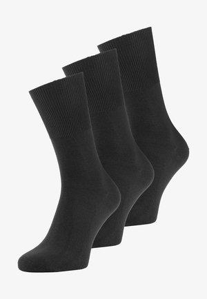 3 PACK - Sokken - anthracite