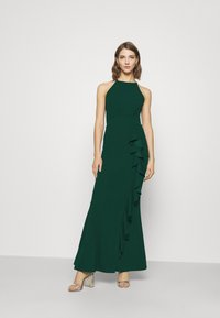 WAL G. - MIAH MAXI DRESS - Occasion wear - forest green - 0