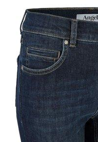 Angels - CICI TAPE' MIT STICKEREI - Slim fit jeans - dunkelblau - 4