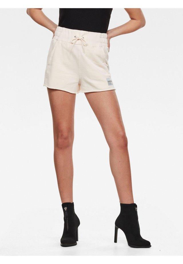 HIGH WAIST - Shorts - blossom