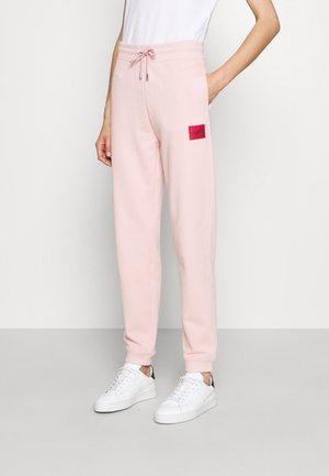 DICHIBI REDLABEL - Spodnie treningowe - pastel pink