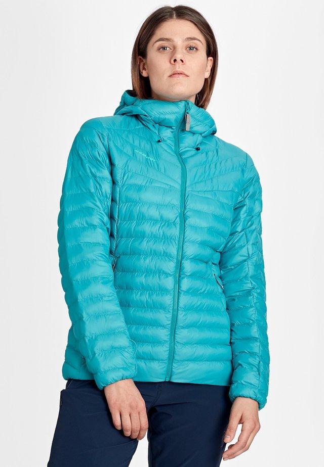 Winter jacket - ceramic