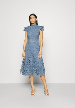 MONETTE DRESS - Juhlamekko - blue