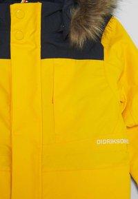 Didriksons - BJÖRNEN KIDS COVER - Skipak - mellow yellow - 4