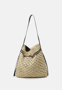 Opus - ACRAFTA BAG - Tote bag - black - 0