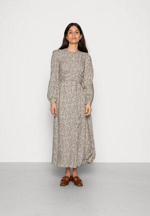 LONDON PUFF SLEEVE DRESS - Cocktail dress / Party dress - beige
