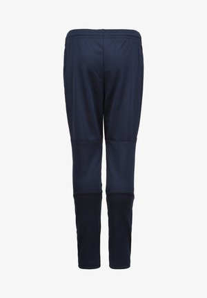 PARK 20 TRAININGSHOSE KINDER - Tracksuit bottoms - obsidian / white