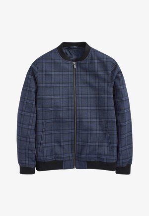 FORMAL - Bomber bunda - blue