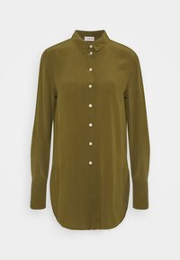 By Malene Birger - COLOGNE - Button-down blouse - hunt - 4