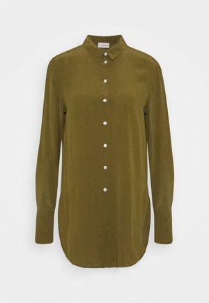 COLOGNE - Button-down blouse - hunt