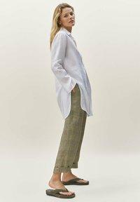 Massimo Dutti - Trousers - grey - 1