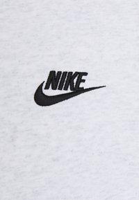 Nike Sportswear - Felpa con cappuccio - birch heather/particle grey/black - 3