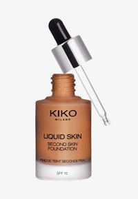 KIKO Milano - LIQUID SKIN SECOND SKIN FOUNDATION - Foundation - 145 neutral - 0