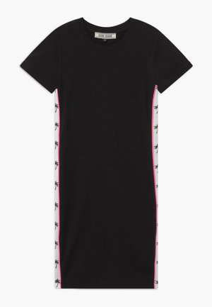 LOUANN DRESS - Jerseykjoler - black