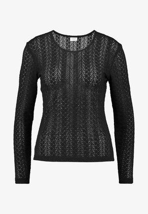 JDYLENNA - Camiseta de manga larga - black