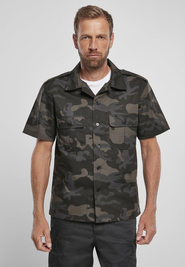 Camicia - dark camo