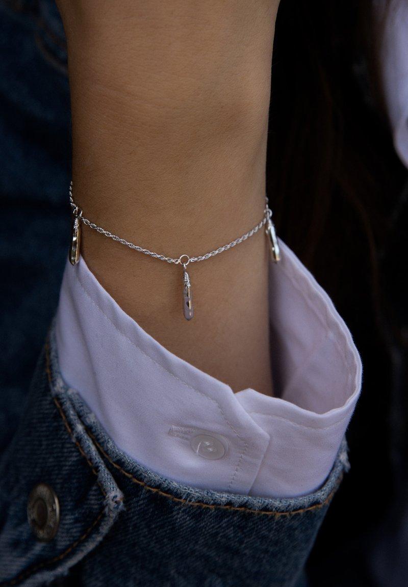 Violet Hamden - Bracelet - silber