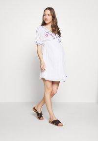 Mara Mea - THIRD EYE - Day dress - white - 1