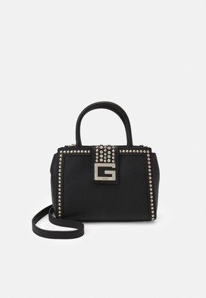 HANDBAG BLING SOCIETY SATCHEL - Handbag - black