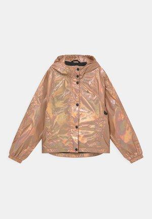 METALLIC SHINE  - Light jacket - pink