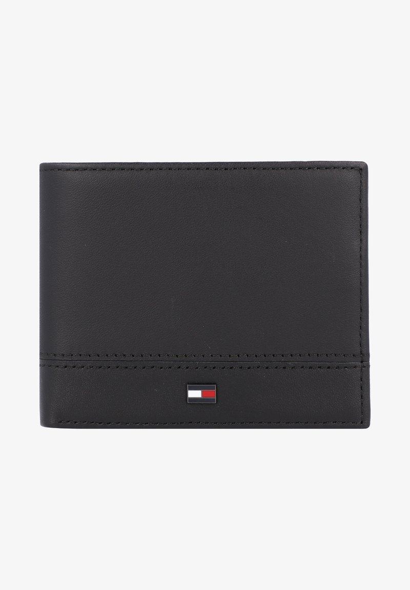 Tommy Hilfiger - ESSENTIAL MINI  WALLET - Wallet - black