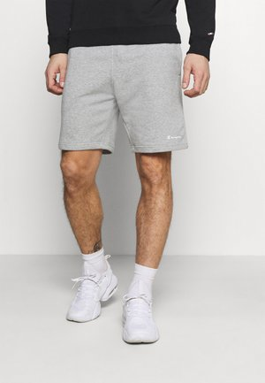 BERMUDA - kurze Sporthose - light grey
