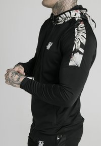 SIKSILK - Sweatjacke - black - 3