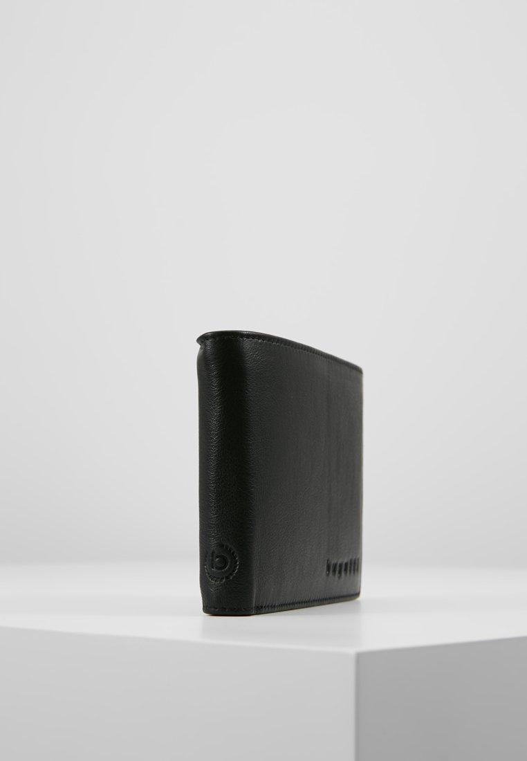 Bugatti SEMPRE SCHEINTASCHE COIN WALLET - Geldbörse - schwarz - Herrentaschen nE7PP