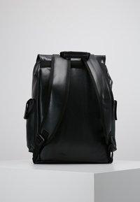 Spiral Bags - TRANSPORTER - Rucksack - perforated black - 2