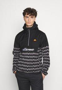 Ellesse - FRECCIA - Summer jacket - black - 0