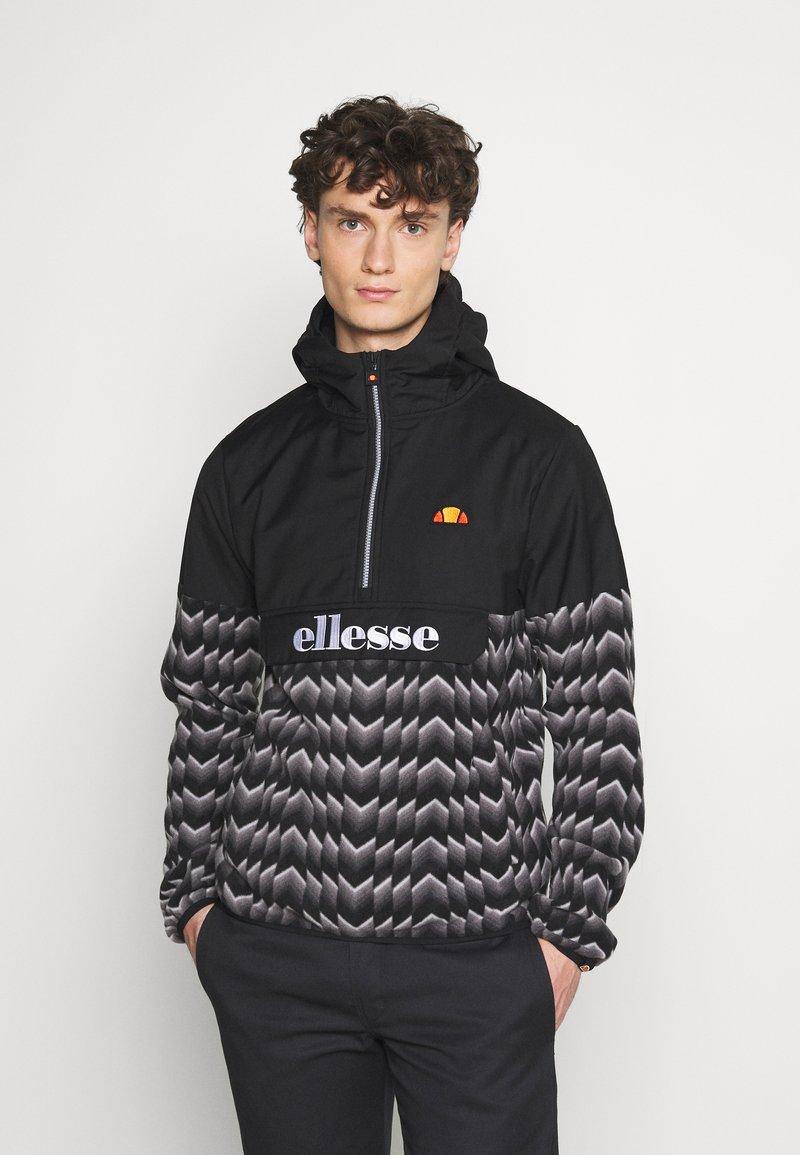 Ellesse - FRECCIA - Summer jacket - black