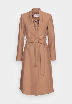 CHRISTINA - Classic coat - camel