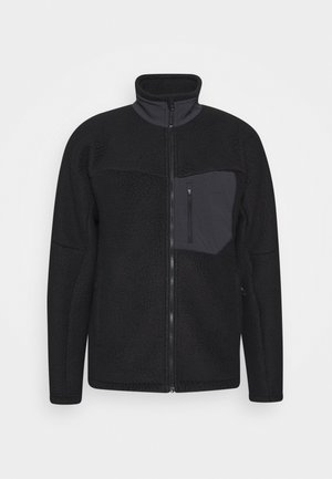 INNOMINATA PRO JACKET MEN - Kurtka z polaru - black