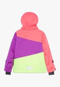 LEGO Wear - LWJODIE 701  - Snowboard jacket - coral red - 1