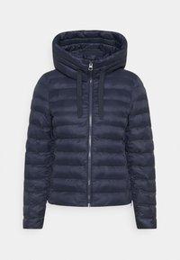 Light jacket - midnight blue