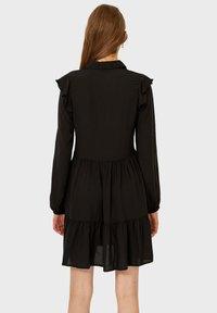 Stradivarius - Day dress - black - 2