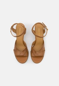 Anna Field - LEATHER - High heeled sandals - light brown - 5