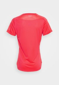 adidas Performance - OWN THE RUN TEE - T-shirts med print - signal pink - 1