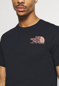 The North Face - GRAPHIC TEE - Print T-shirt - aviator navy - 3