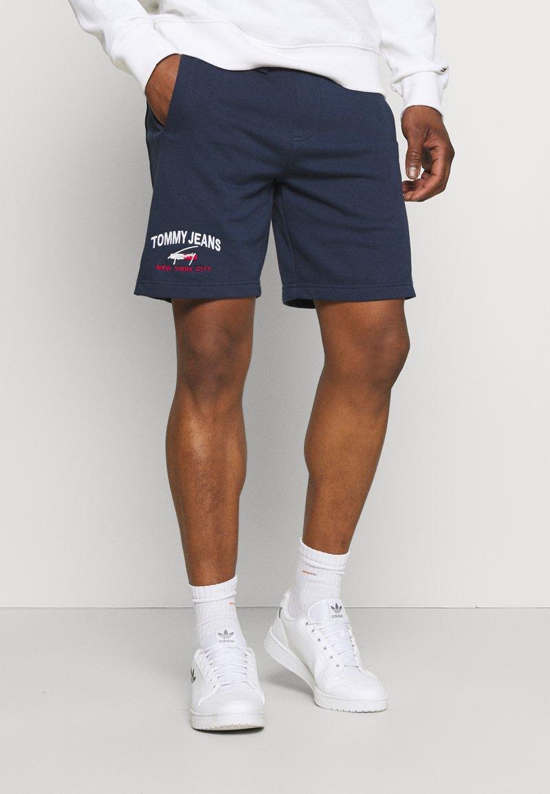 Tommy Jeans - TIMELESS - Shorts - blue